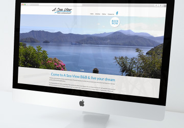 A Sea View Bed & Breakfast - www.aseaview.co.nz