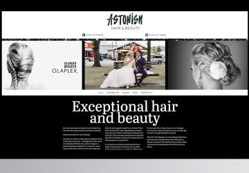 Astonish Hair & Beauty - www.astonishhairandbeauty.co.nz