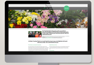 Ruby Tuesday Florist - www.rubytuesdayflorist.co.nz