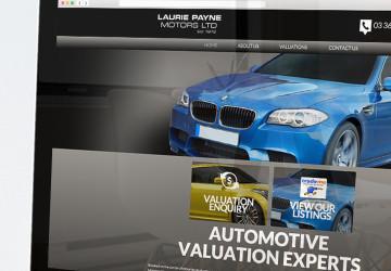 Laurie Payne Motors - www.lauriepayne.co.nz