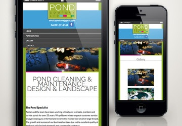 Pond Company - www.thepondcompany.co.nz